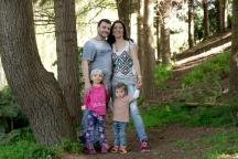 María Laura y Familia