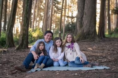 Daniela y familia